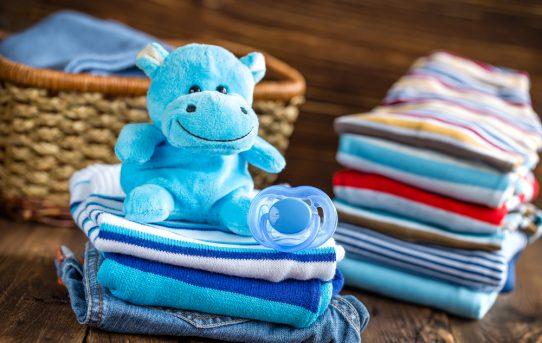 Babytøj til de første måneder
