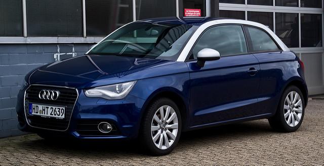 Fin Nyd familielivet med en brugt Audi A1 - Nine Months SE-46