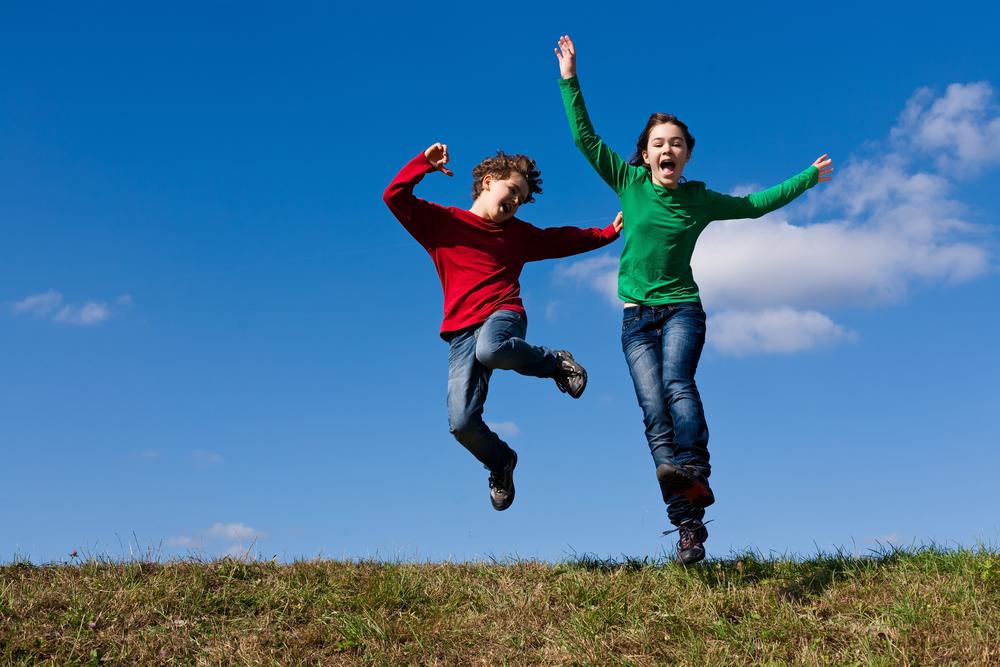 dd033302b Sådan får du fysisk aktive børn - Nine Months